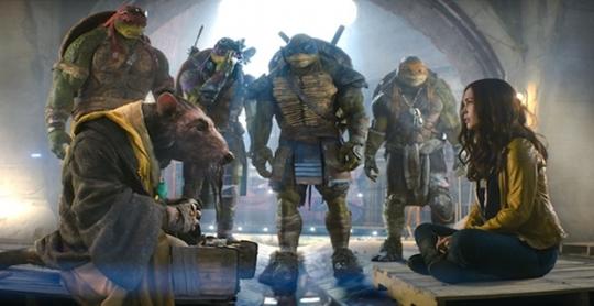 Master-Splinter-April-Leonardo-Raphael-Donatello-and-Michaelangelo-in-Teenage-Mutant-Ninja-Turtles-2014