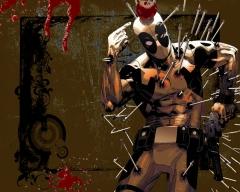 deadpool wade wilson marvel comics 1280x1024 wallpaper_www.wallmay.com_7