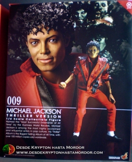Michael Jackson Thriller Hot Toys