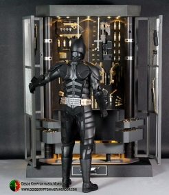 Batman Armory Hot Toys (12)
