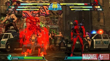 Marvel vs Capcom 3