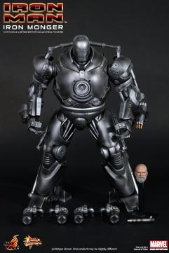 Hot Toys - Iron man - Iron Monger Collectible Figure_PR18