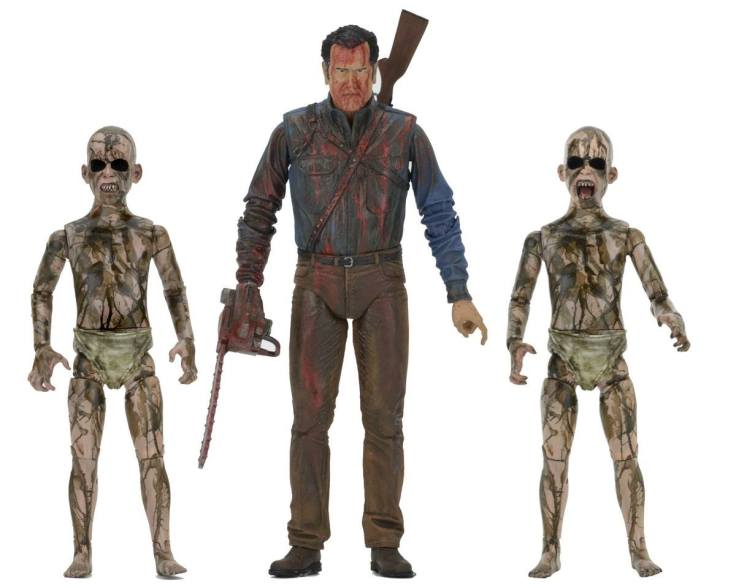SDCC-2016-NECA-Reveals-Bloody-Ash-Vs-Demon-Spawn-3-Pack