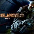 Sideshow-TMNT-Michelangelo-Statue-Teaser