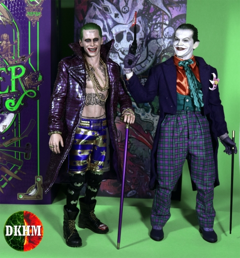 Hot Toys Joker Purple Coat (4)