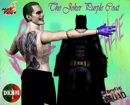 Hot Toys Joker Purple Coat (8)