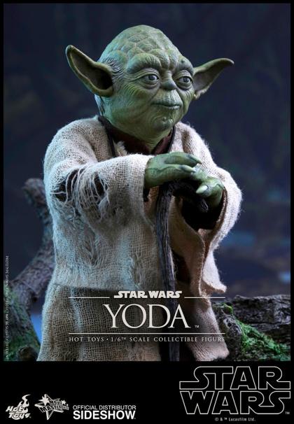 Hot Toys - Yoda 0012
