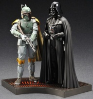 Kotobukiya Star Wars ARTFX DarthVader Cloud City Figure_11693_7436