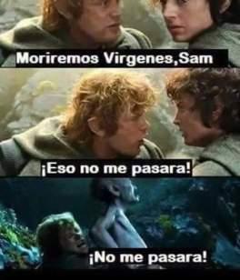 moriremos-virgenes-golum-señor-anillos