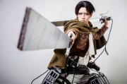 Attack on Titan-Levi cosplay8