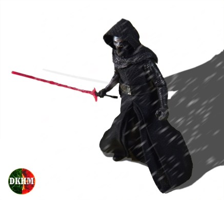 Kylo Ren Black Series (7)
