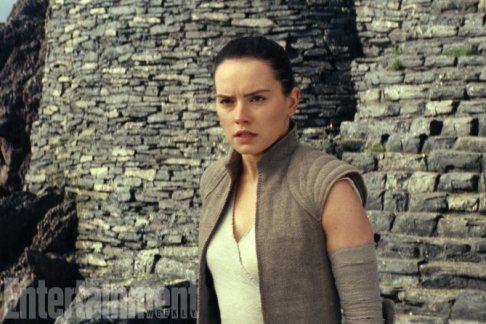Star Wars: The Last Jedi Rey (Daisy Ridley)