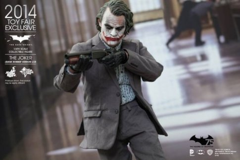 Joker Robber Bank