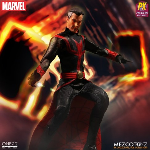 Mezco-One12-Collective-Defenders-Dr-Strange-Promo-01