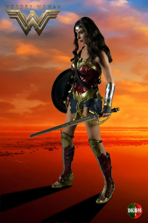 Hot Toys Wonder Woman BVS (4)