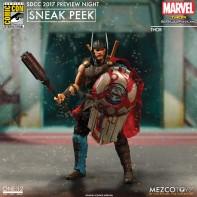 SDCC-2017-Mezco-ONE-12-Collective-Gladiator-Thor-Ragnarok-Figure