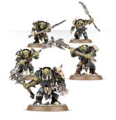 Brutes_with_Iron-hackas_Ironjawz_Orruks_Miniature