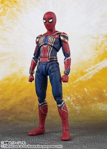 Avengers-Infinity-War-SH-Figuarts-Iron-Spider-001