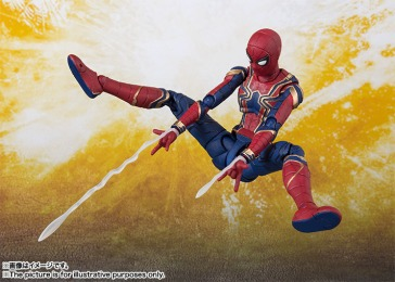 Avengers-Infinity-War-SH-Figuarts-Iron-Spider-005