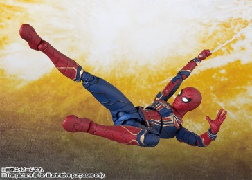 Avengers-Infinity-War-SH-Figuarts-Iron-Spider-006